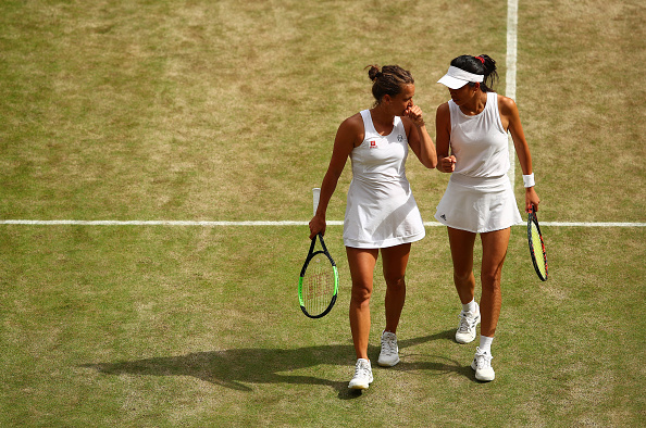 Wimbledon | Strycova bounces back to reach Doubles final