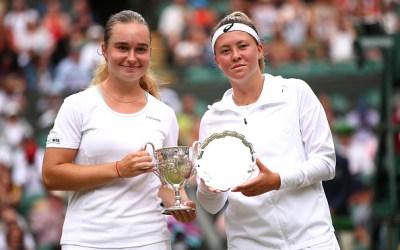 Junior Wimbledon | Snigur is the girls singles champion