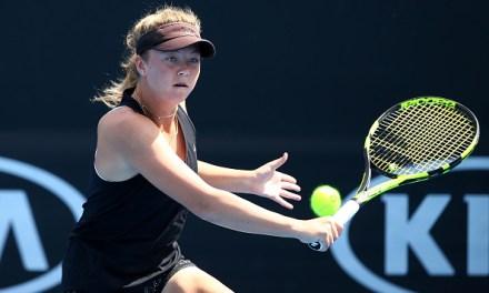 Junior Wimbledon | Navarro stays on track as Mutavdzic falls