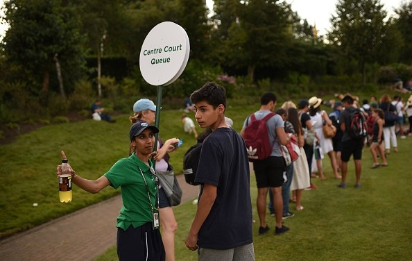 Wimbledon | Another day to enjoy