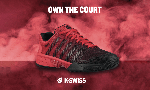 Win | Amazing KSwiss Hypercourt Express Shoes!