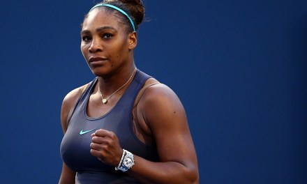 New York | First round blockbuster – Serena v Sharapova