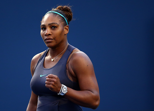 New York | First round blockbuster – Serena v Sharapova