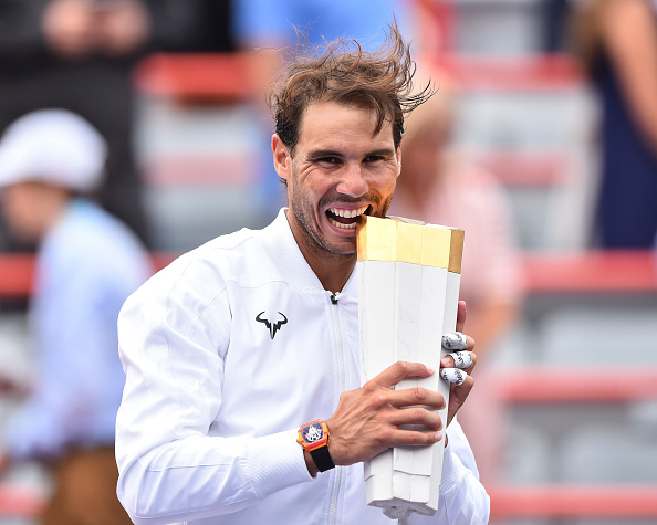 Montreal | Nadal trounces Medvedev for his fifth