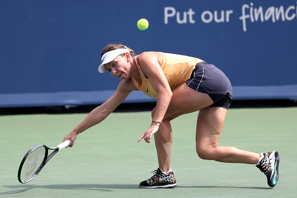 Cincinnati | Top seeds through as Halep falls