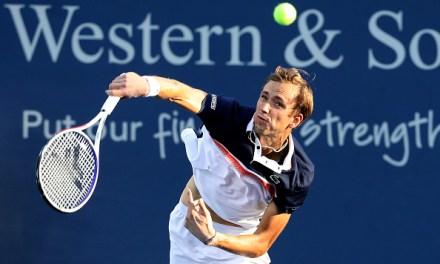 Cincinnati | Medvedev aims for third consecutive final