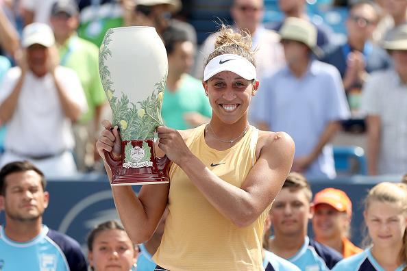 Cincinnati | Keys stops Kuznetsova run to take title