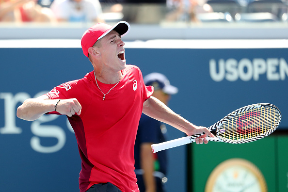 New York | De Minaur produces the shock of the day