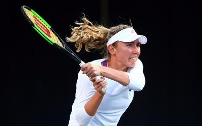 Beijiing | Halep dumped as Andreescu shakes off the rust