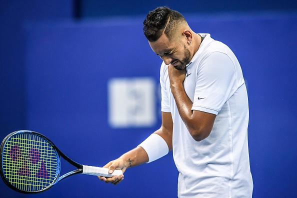 Zhuhai | Kyrgios receives ban by ATP