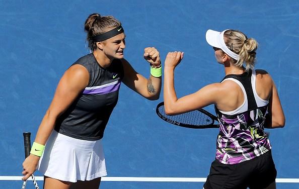 New York | Mertens & Sabalanka reach women's doubles final