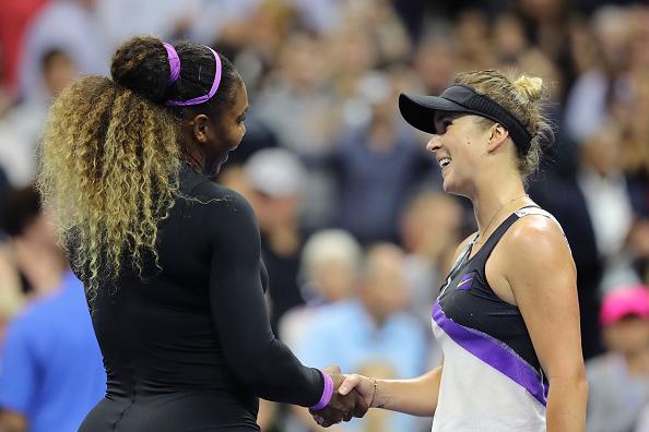 New York   Serena seals Svitolina for 10th US Open final