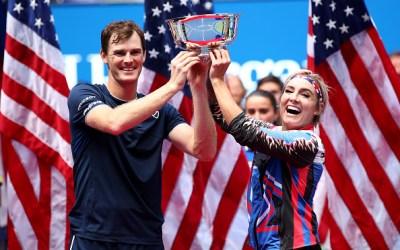 New York | Jamie Murray wins US Open Mixed