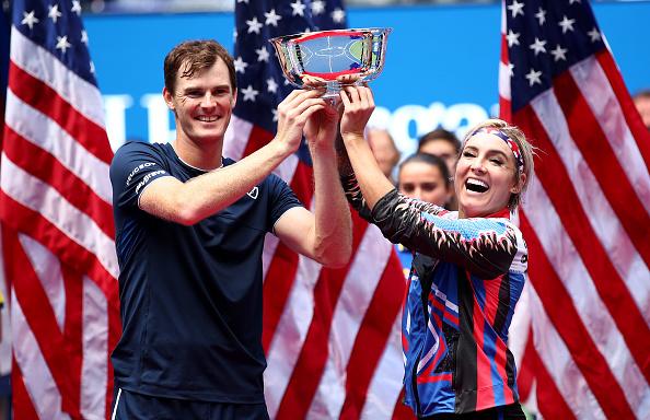 New York   Jamie Murray wins US Open Mixed