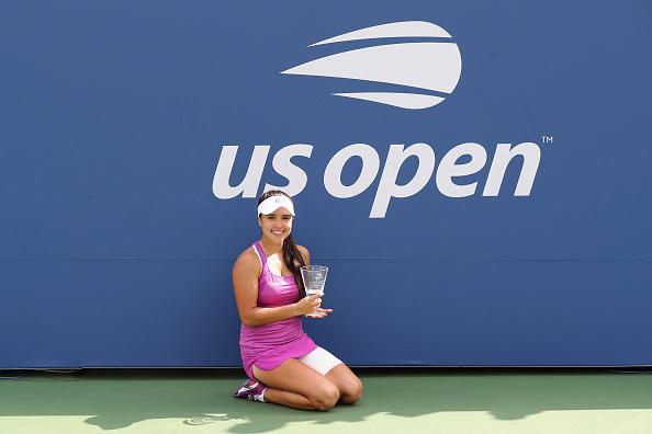 New York | Osorio Serrano wins Girls Singles title