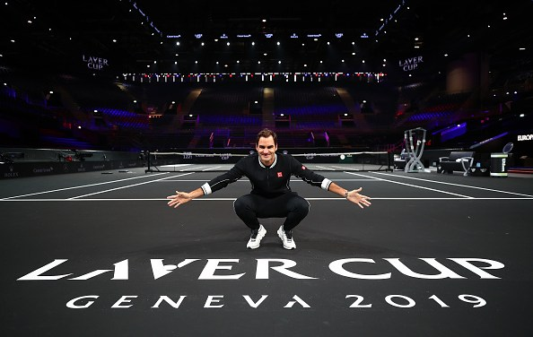 Geneva | Federer and Team Europe to defend the Laver Cup