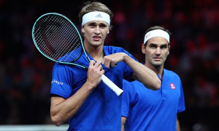 Geneva | Federer & Team Europe nose ahead on Day 1