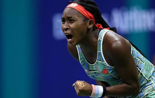 Linz | Gauff makes more history