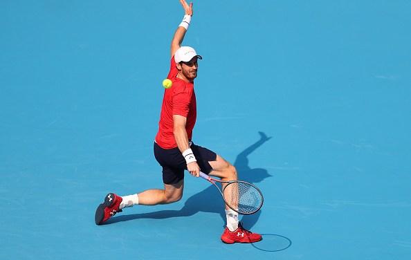 Beijing | Murray shows he is improving