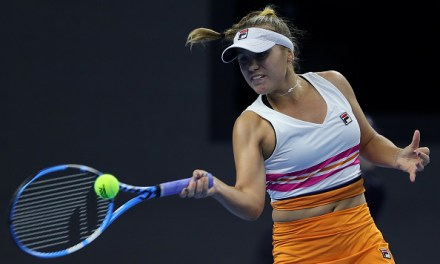 Zhuhai | Kenin kicks off with Riske win