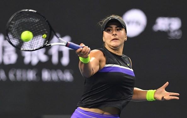 Beijing   Andreescu & Osaka, Kasatkina & Wozniacki into QF