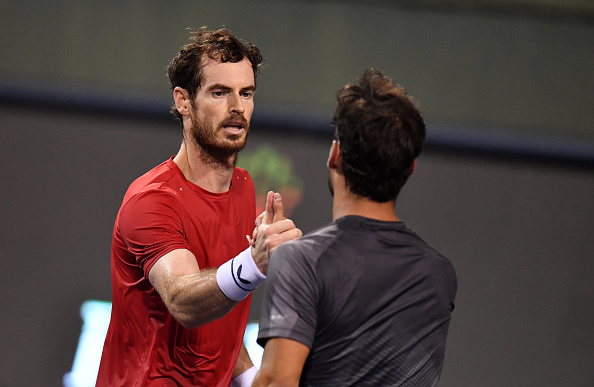 Shanghai | Murray and Norrie lose out