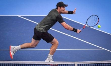 Antwerp | Murray makes first final since 2017