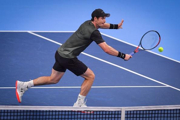 Antwerp   Murray makes first final since 2017