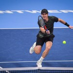 Antwerp | Murray cruises through to last eight