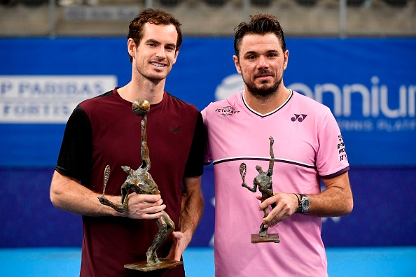 Antwerp | A victorious Murray bursts into tears