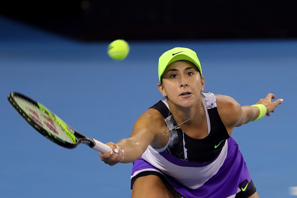 Moscow   Bencic wins Kremlin Cup, Ostapenko triumphs in Luxembourg