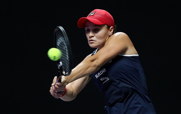 Shenzhen | Barty takes out Kvitova, Andreescu pulls out
