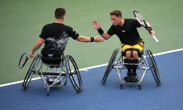 Orlando | Hewett and Whiley lead the British charge at Wheelchair Masters