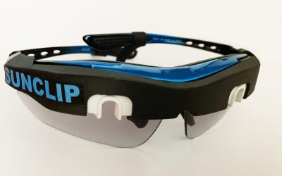 WIN | Sunclip revolutionary patent-pending anti-glare attachment for sunglasses