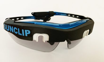 WIN | Sunclip revolutionary patent-pending anti-glare attachment for sunglasses