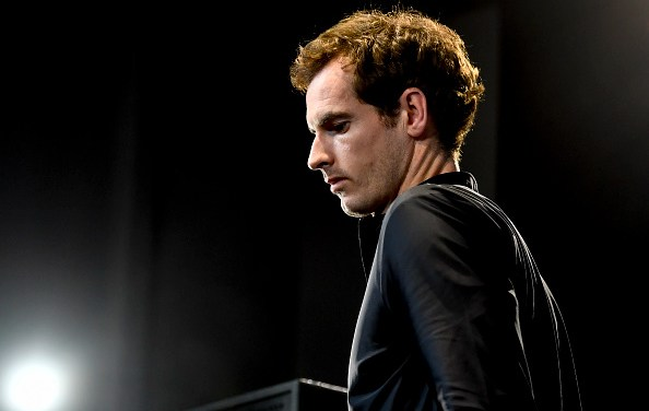 London | Murray temporarily lets diet slip!