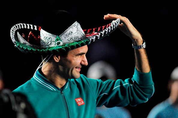 Mexico   Federer sets new world record