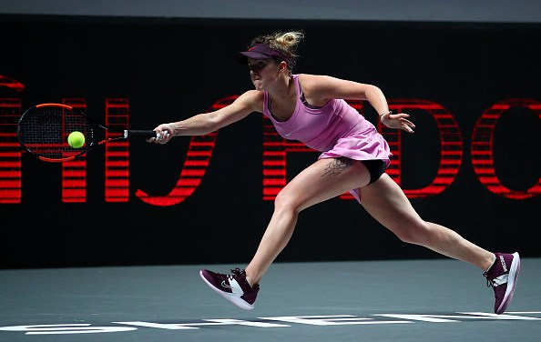 Shenzhen | A clean sweep for Svitolina