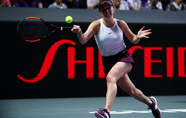 Shenzhen | Svitolina reaches final after Bencic retirement