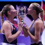 Shenzhen | Babos & Mladenovic defend their doubles title