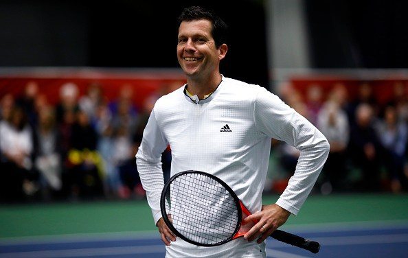London   Henman is named captain for ATP Cup