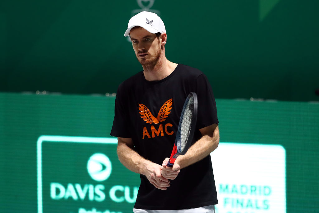 London | Murray pulls out of Australia