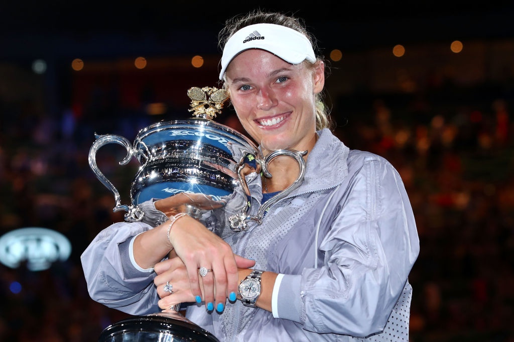 Monaco | Caroline Wozniacki announces she will retire after Australian Open