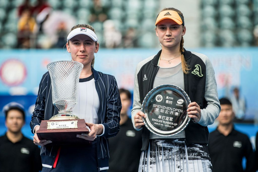 Shenzhen   Alexandrova wins maiden title