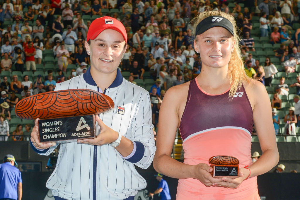 Adelaide | Brilliant Barty raises AO hopes with victory