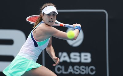 Auckland | Cornet upsets Martic
