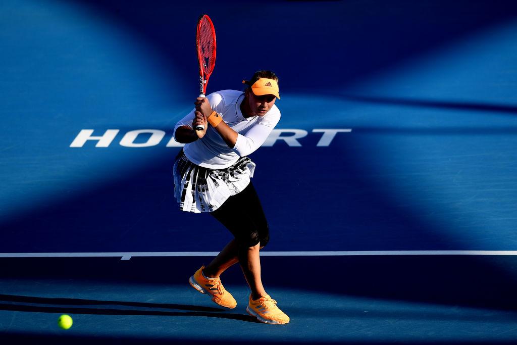 Hobart | Rybakina takes down Watson