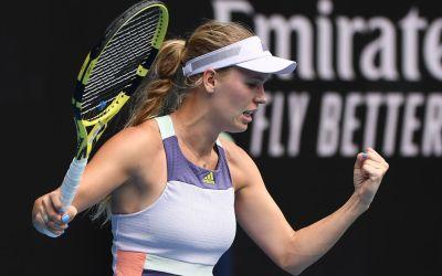 Melbourne | Wozniacki upsets Yastremska