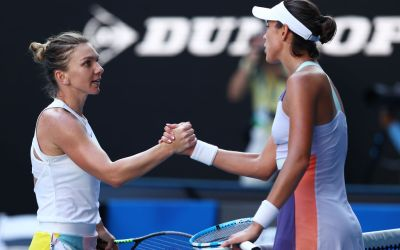 Melbourne | Muguruza mugs Halep to reach final