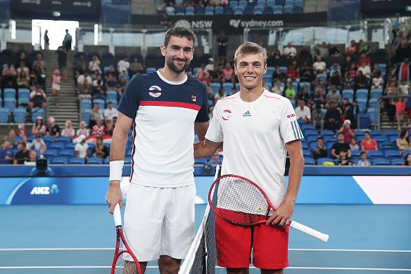 ATP Cup | Cilic keeps Croatia's hopes alive